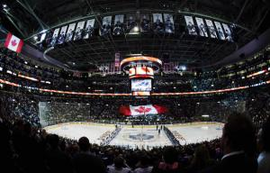 A group of US hockey fans seeking greater access to NHL broadcasts is suing the NHL. (Mark Blinch/Reuters)