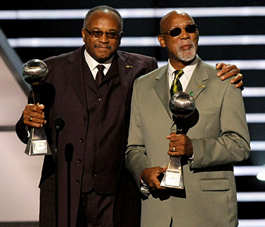 In 2008, Tommie Smith and John Carlos were given the Authur Ashe Award for possessing strength in the face of adversity, courage in the face of peril and the willingness to stand up for their beliefs no matter what the cost. From espn.go.com/espys/arthurasheaward.