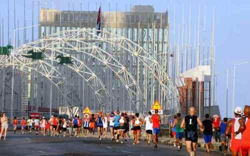 Cuba.Maraba 2012.runners