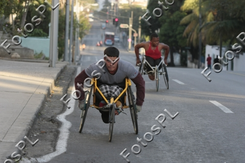 Cuba.Marabana 2012.wheelchair participants