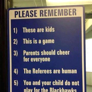 Sportsmanship for kids