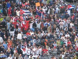 WBC.2006.Cuban fans Petco Park