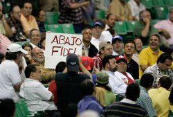 Anti-Cuba provocation in San Juan fails