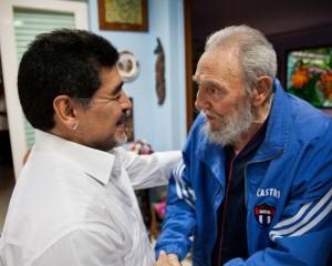 Maradona-fidel