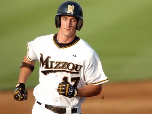 In this June 3, 2007, file photo, US college player Aaron Senne of Missouri rounds second base after hitting a solo home run in an NCAA Regional baseball game. Senne and former minor-league players in each of the 30 Major League Baseball monopolies including Toronto Blue Jays are suing the MLB cartel, alleging violations of federal wage and overtime laws in a case some legal observers suggest has significant merit. | AP Photo/L.G. Patterson