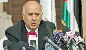 Palestinian FA chief Jibril Rajoub