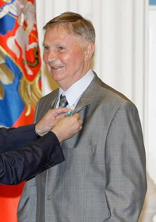 Viktor Tihonov in 2010 | Wikimedia