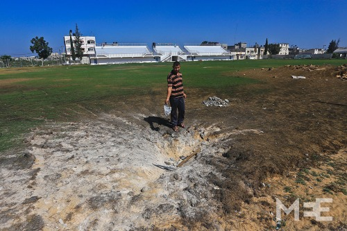 1.Sport facilities gaza