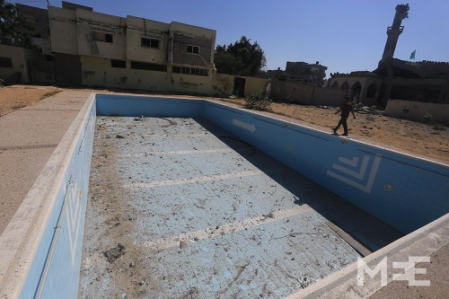 3.Sport facilities gaza