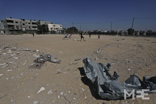 9.Sport facilities gaza