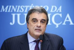 Justice Minister José Eduardo Cardozo ordered federal police to investigate whether the alleged FIFA corruption was practiced in Brazil.