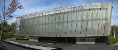 File picture of FIFA Headquarters in Zurich, Switzerland | MCaviglia ( www.mcaviglia.ch) – Licensed under CC BY-SA 3.0 via Wikimedia Commons)