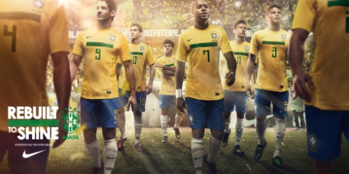 Nike Brazil Kit Launch February 10, 2011 | Alan Clarke