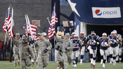 US military-NFL.GregMCooper.US Today