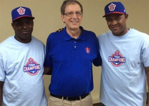 Cubans Donal Duarte and Alexander Malleta join the Ottawa Champions team roster in the independent Can-Am League | Otawa Champions