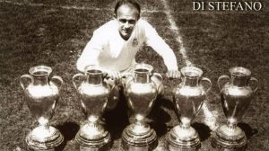 Real Madrid have praised Alfredo Di Stefano as 'the best player of all time.'