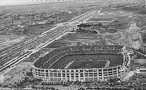 Bernabeu Stadium, built in 1943