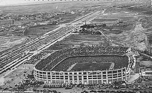 Bernabeu Stadium, built in 1943