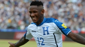 Romell Quioto's goal in the 50th minute was the difference as Honduras beat Canada 2-1 on Friday afternoon in a FIFA World Cup qualifier. Defender Manjrekar James had given Canada a 1-0 lead before Mario Martinez tied the game right before halftime. | ORLANDO SIERRA/AFP/Getty Images