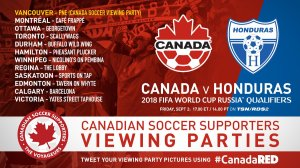 2016.09.Canadian Soccer viewing parties