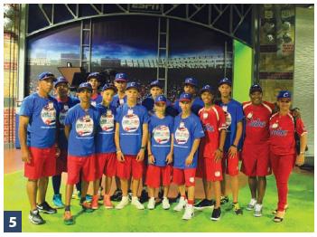 """Visiting the """"Baseball Tonight"""" set at ESPN"""