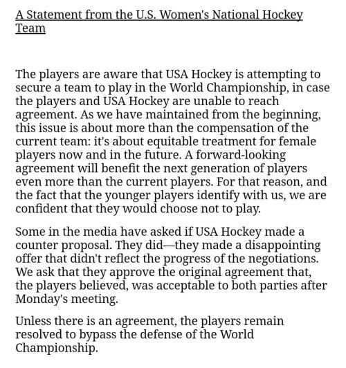 2017.03.US women's hockey statement