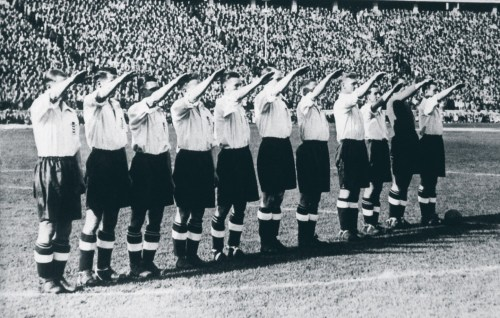 1938.English Soccer Team.Berlin